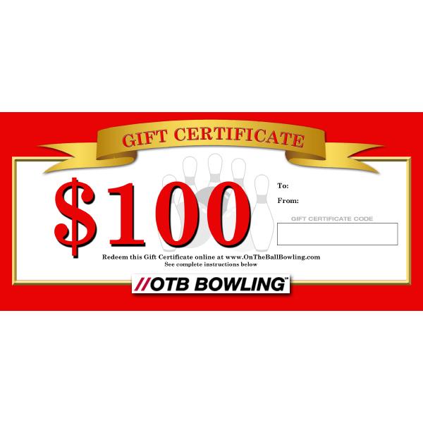E-Gift Card $100