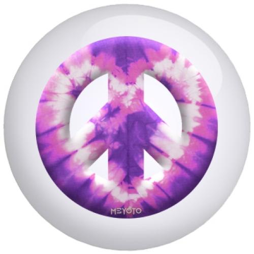 Purple Heart Tie Dye