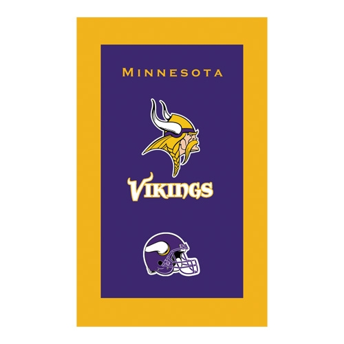 Minnesota Vikings Towel