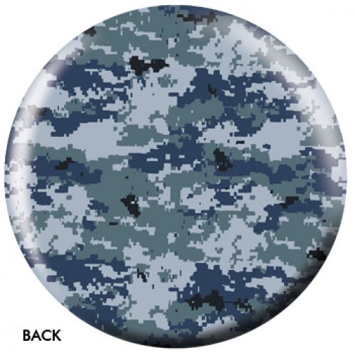 Blue-Grey Camouflage