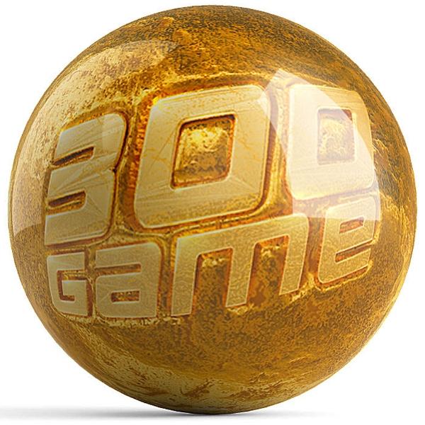300 Game Award - Gold