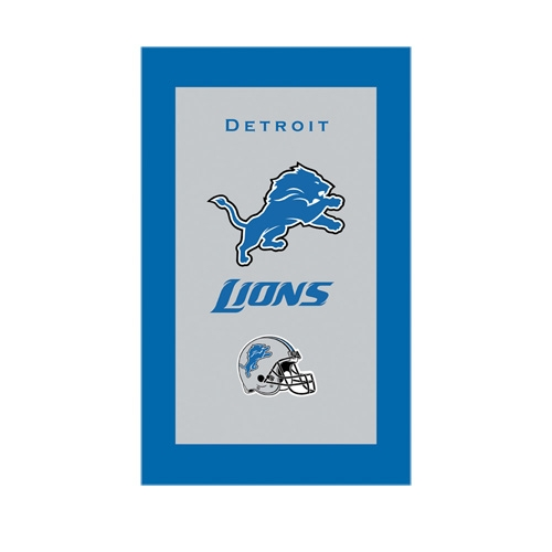 Detroit Lions Towel