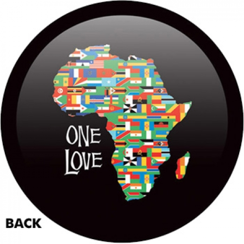 African Flag - One Love
