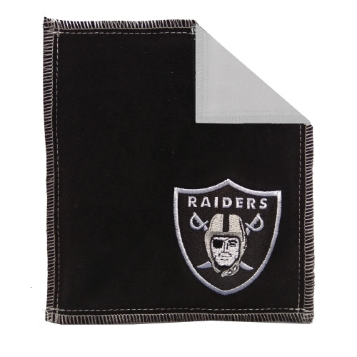 Oakland Raiders Shammy Pad