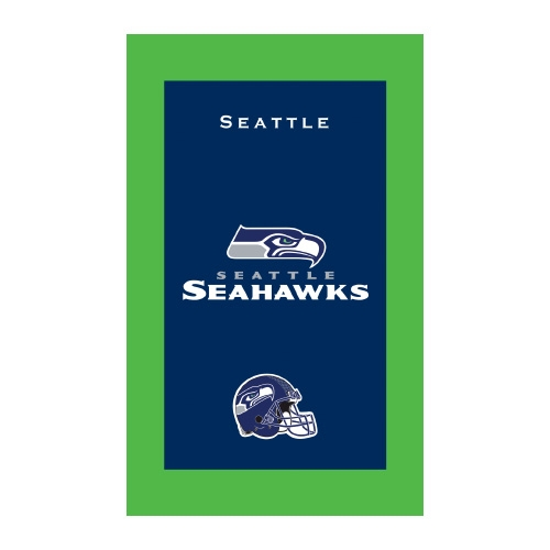 Seattle Seahawks Towel