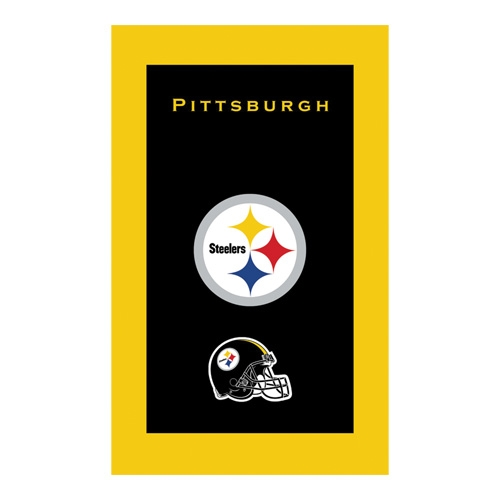 Pittsburgh Steelers Towel