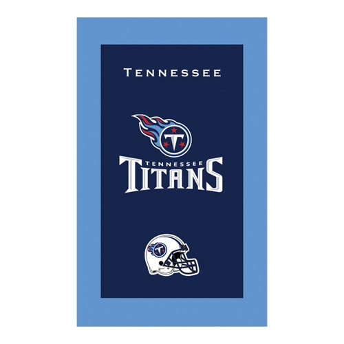 Tennessee Titans Towel