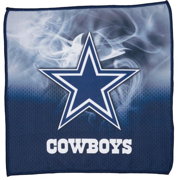 Dallas Cowboys On Fire Towel