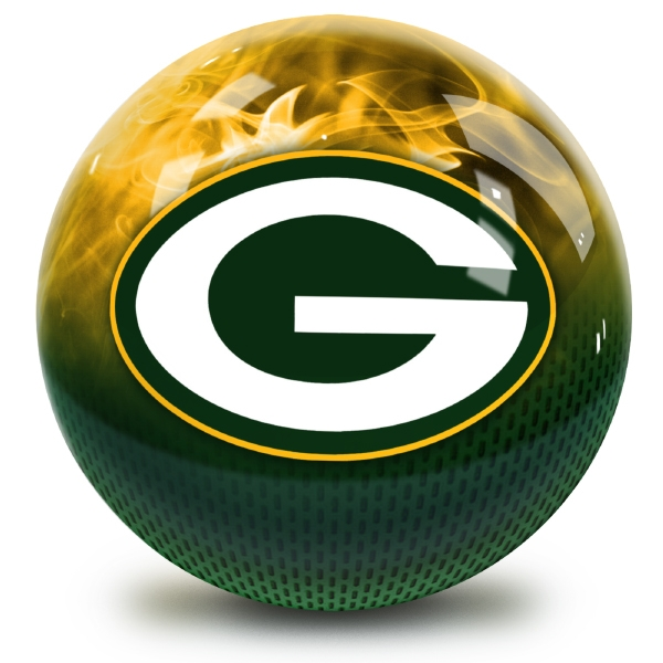 NFL On Fire Green Bay Packers