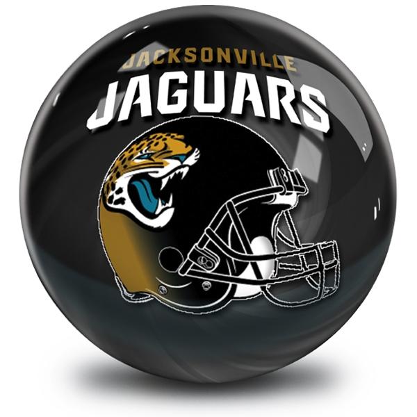 NFL Helmet Swirl Jacksonville Jaguars