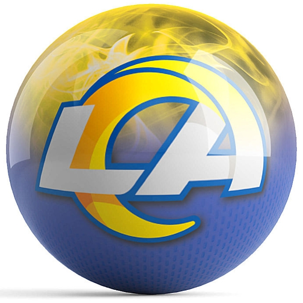 NFL On Fire Los Angeles Rams