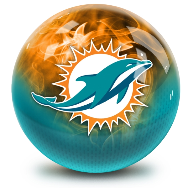 NFL On Fire Miami Dolphins