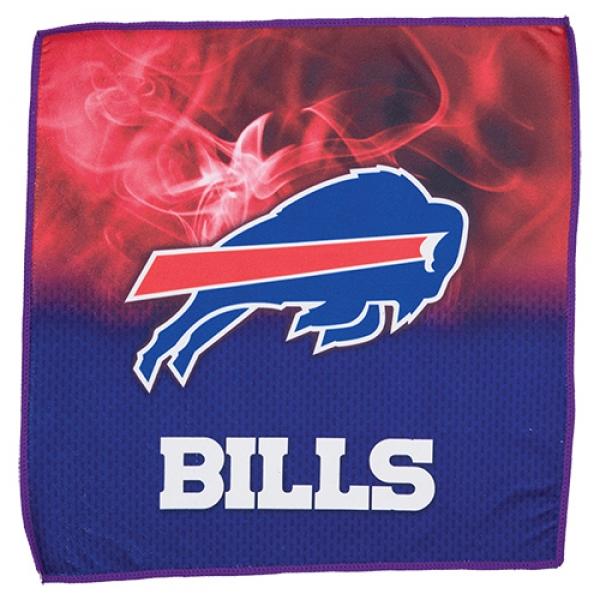 Buffalo Bills On Fire Towel