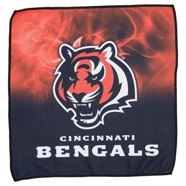 Cincinnati Bengals On Fire Towel