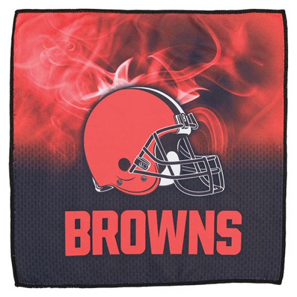 Cleveland Browns On Fire Towel
