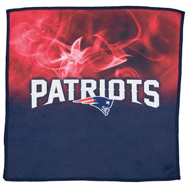 New England Patriots On Fire Towel