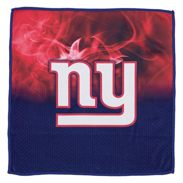 New York Giants On Fire Towel