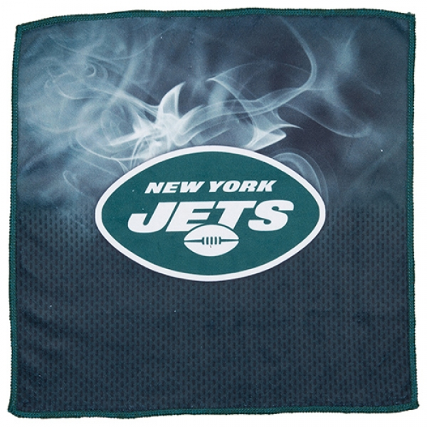 New York Jets On Fire Towel