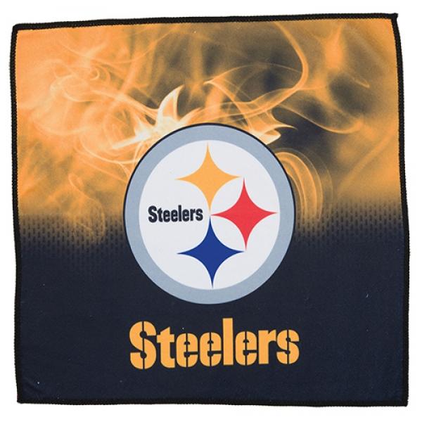 Pittsburgh Steelers On Fire Towel