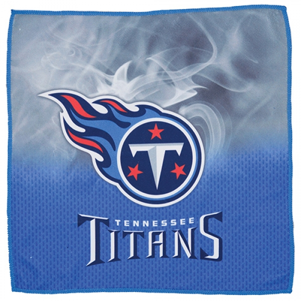 Tennessee Titans On Fire Towel