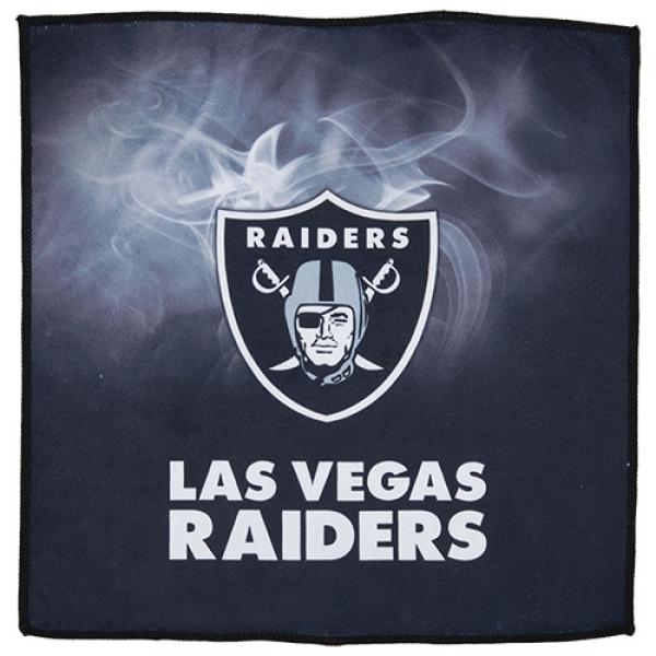 Las Vegas Raiders On Fire Towel