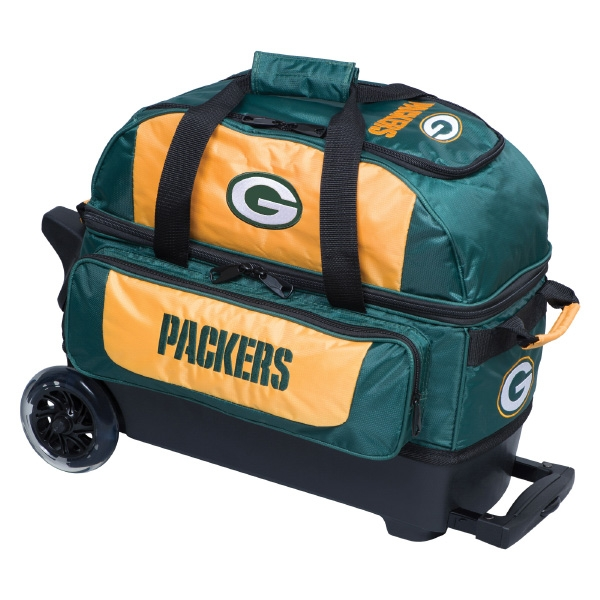 Green Bay Packers Double Roller Bag
