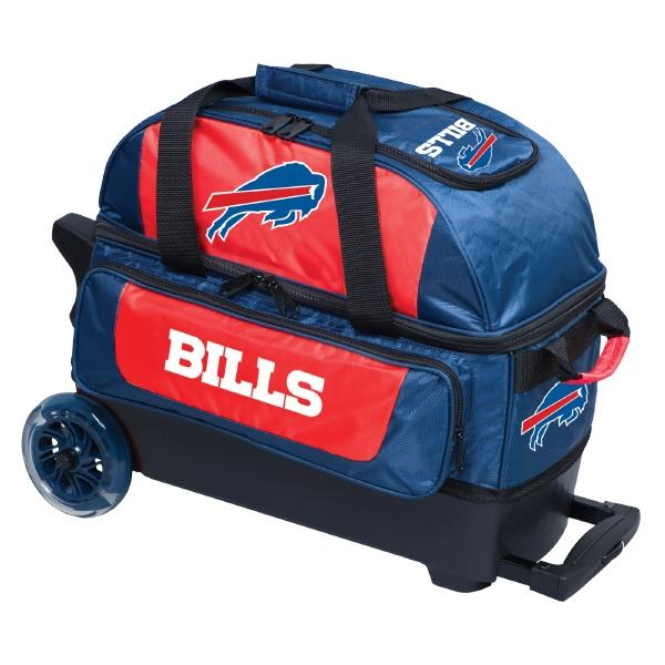 Buffalo Bills Double Roller Bag