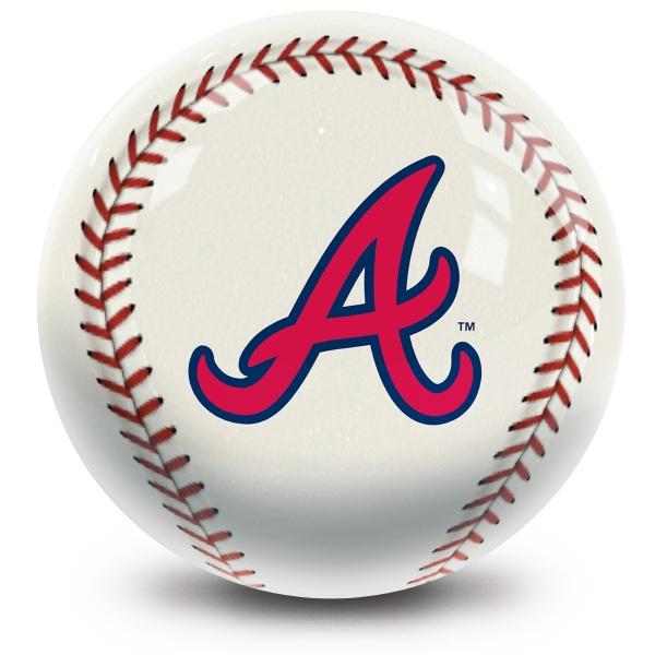 Atlanta Braves Baseball Design