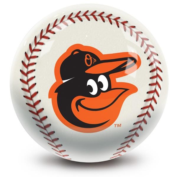 Baltimore Orioles Baseball Design