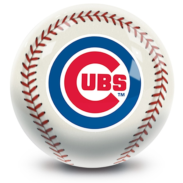 Chicago Cubs Baseball Design