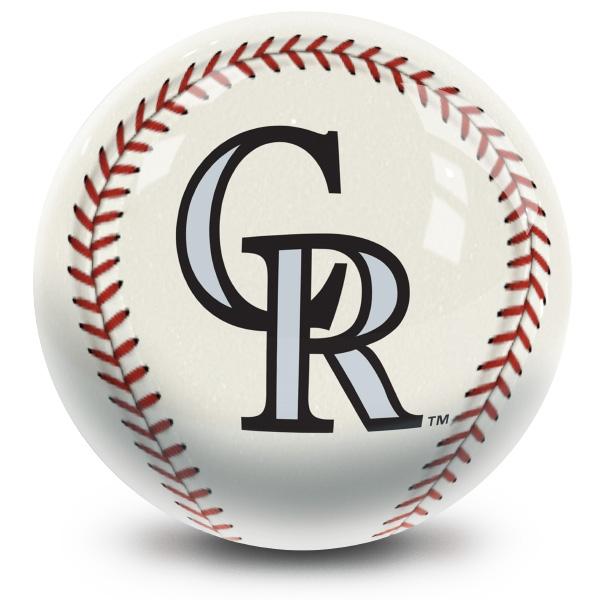 Colorado Rockies Baseball Design