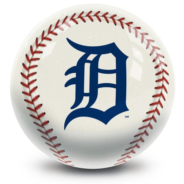 Detroit Tigers Baseball Design