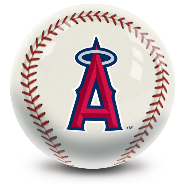 Los Angeles Angels Baseball Design