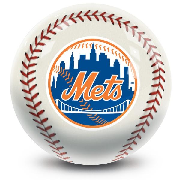 New York Mets Baseball Design