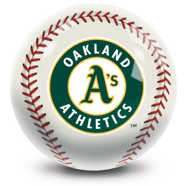 Oakland Athletics Baseball Design