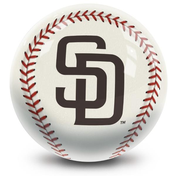 San Diego Padres Baseball Design
