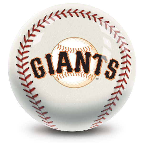 San Francisco Giants Baseball Design
