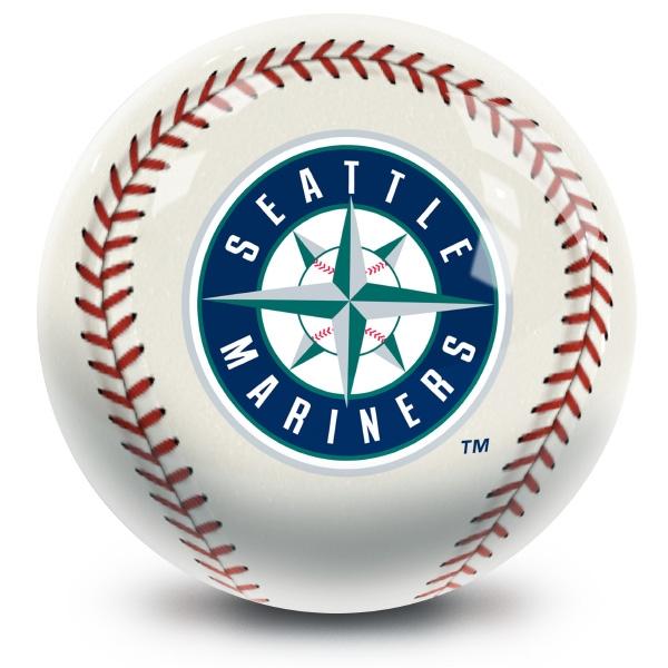 Seattle Mariners Baseball Design