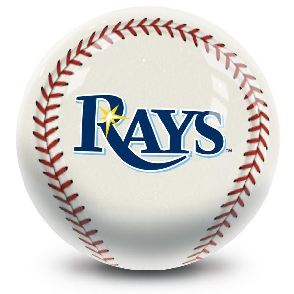 Tampa Bay Rays Baseball Design
