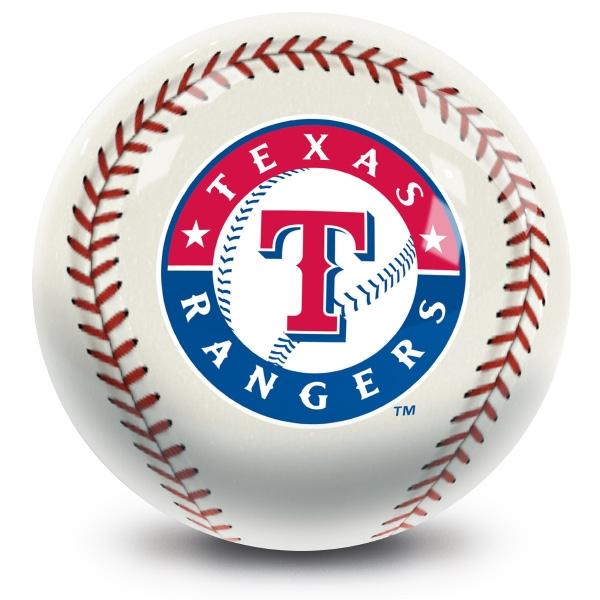 Texas Rangers Baseball Design
