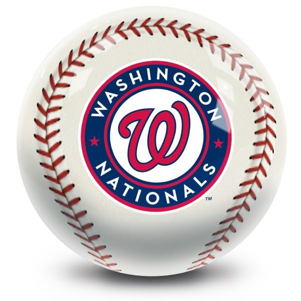 Washington Nationals Baseball Design