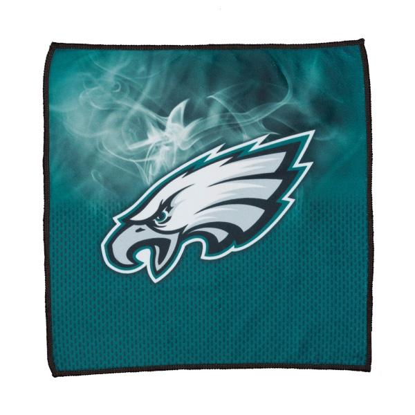 Philadelphia Eagles On Fire Towel