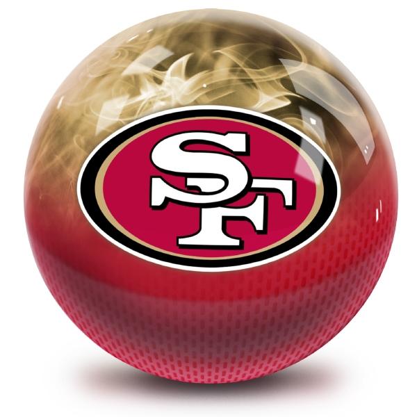 NFL On Fire San Francisco 49ers