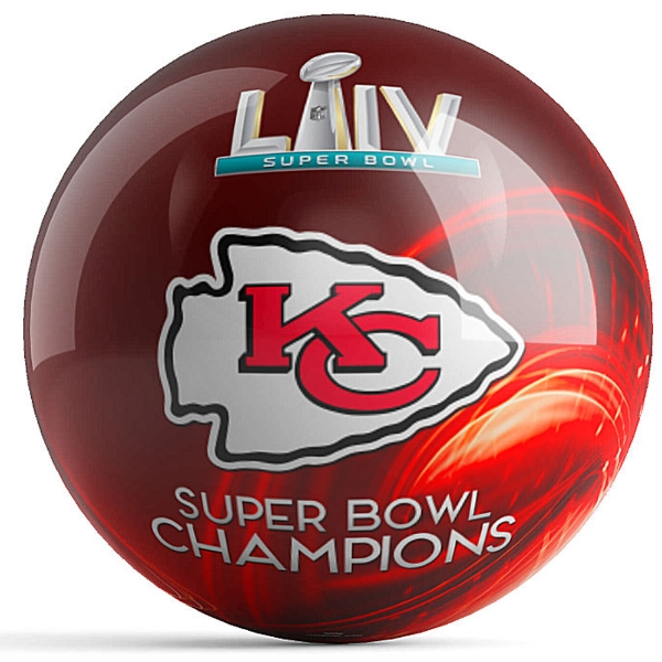 Super Bowl LIV Champion Kansas City Chiefs V2