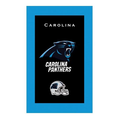 Carolina Panthers Towel
