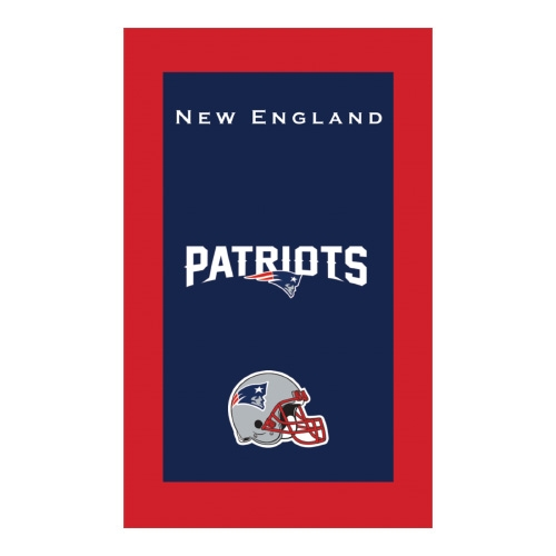 New England Patriots Towel