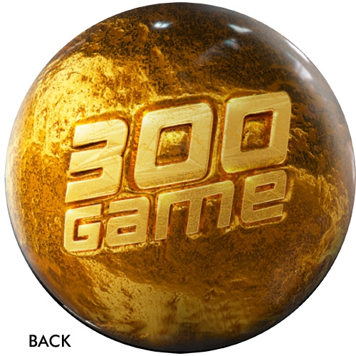 300 Game Award - Gold