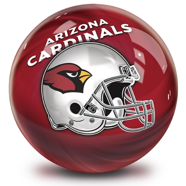 NFL Helmet Swirl Arizona Cardinals