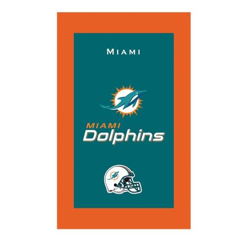 Miami Dolphins Towel
