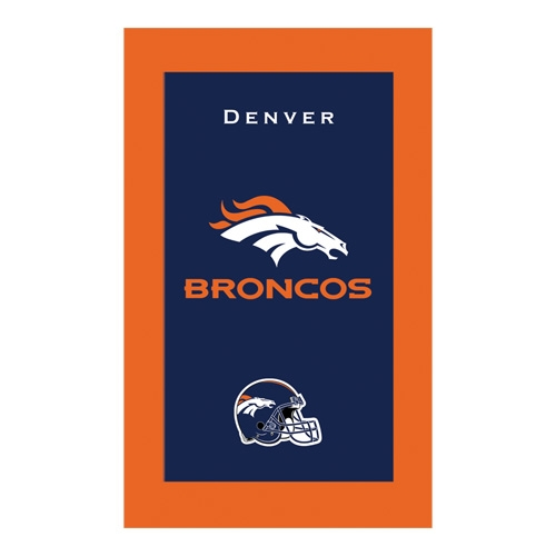 Denver Broncos Towel